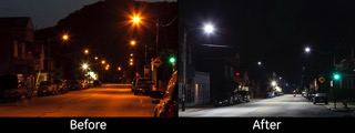 LED streetlights: Should you wear sunglasses at night if you have Hashimoto's?