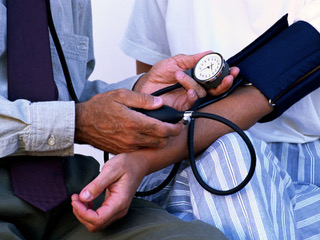 Hypothyroidism and low blood pressure health risks