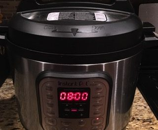 Instant Pot: Great for Hashimoto's hypothyroidism protocol